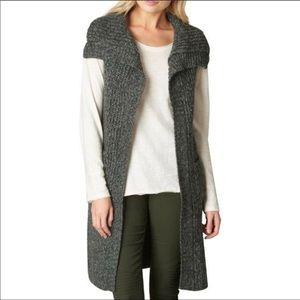 PrAna Thalia Chunky Knit Duster Sweater
